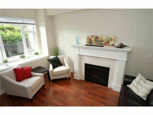 # 207 4458 ALBERT ST - Vancouver Heights Townhouse for sale, 2 Bedrooms (V992318)