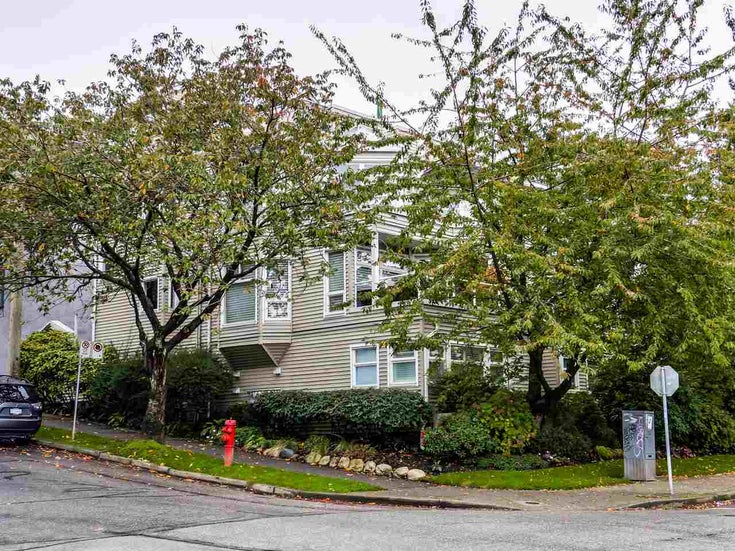 103 1707 YEW STREET - Kitsilano Townhouse for sale, 2 Bedrooms (R2007420)