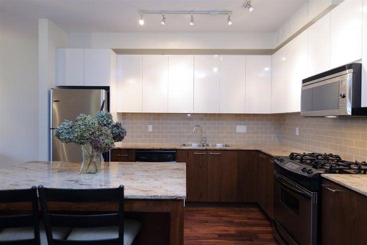 108 2828 YEW STREET - Kitsilano Apartment/Condo for sale, 2 Bedrooms (R2017661)