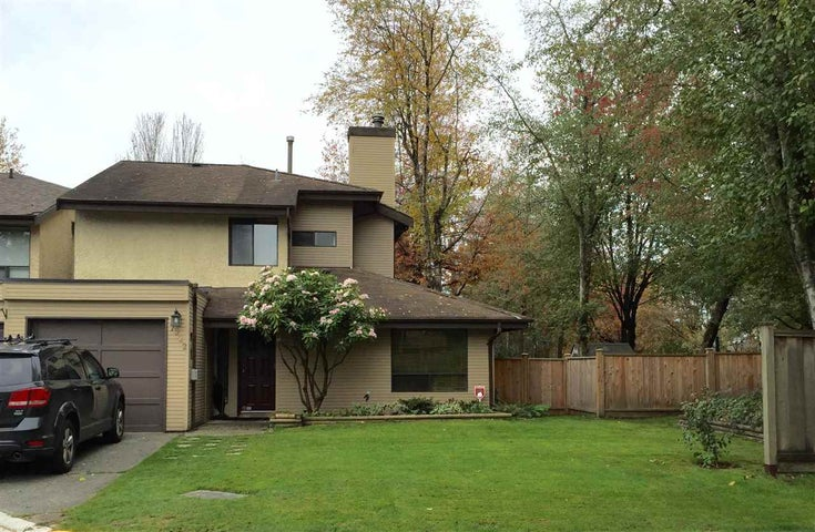 7322 TOBA PLACE - Champlain Heights Townhouse for sale, 3 Bedrooms (R2033009)