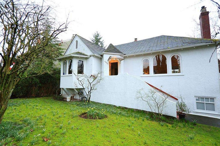 3805 W BROADWAY STREET - Point Grey House/Single Family for sale, 3 Bedrooms (R2035206)