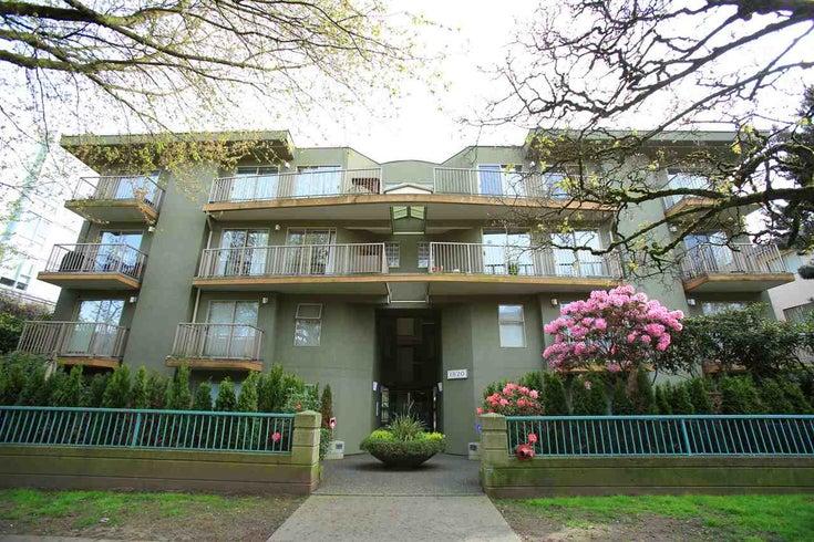 209 1820 W 3RD AVENUE - Kitsilano Apartment/Condo for sale, 2 Bedrooms (R2058205)