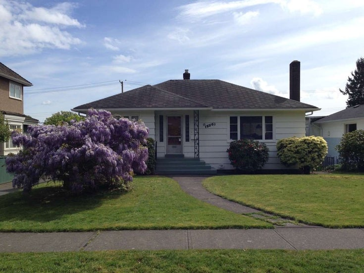 1324 W 58TH AVENUE - South Granville House/Single Family for sale, 2 Bedrooms (R2087005)