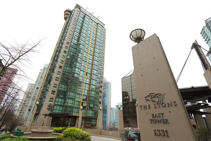 1205 1367 ALBERNI STREET - West End VW Apartment/Condo for sale(R2123914)