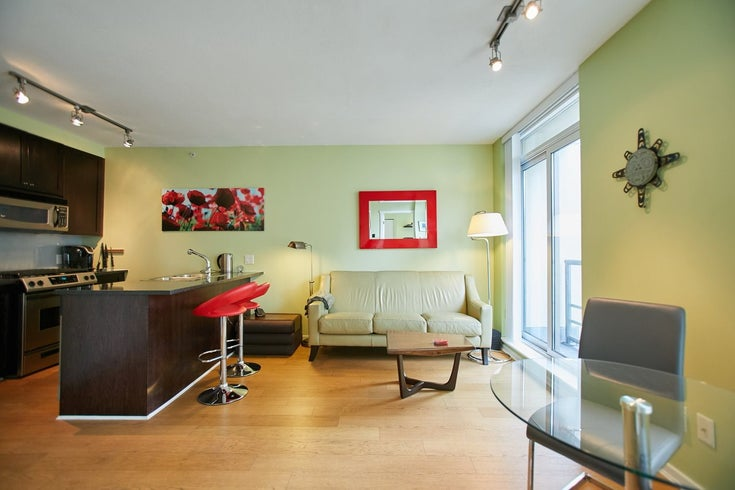 1201 1001 HOMER STREET - Yaletown Apartment/Condo for sale, 1 Bedroom (R2131217)
