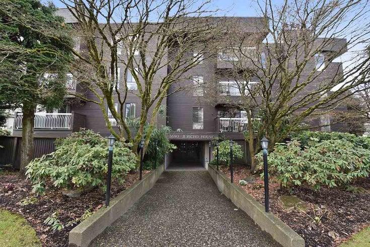 202 3680 W 7TH AVENUE - Kitsilano Apartment/Condo for sale, 1 Bedroom (R2141616)