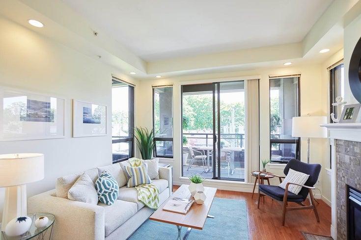405 2226 W 12TH AVENUE - Kitsilano Apartment/Condo for sale, 2 Bedrooms (R2173077)