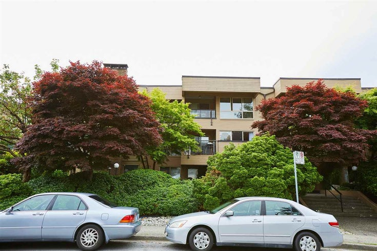 302 1260 W 10TH AVENUE - Fairview VW Apartment/Condo for sale, 2 Bedrooms (R2179395)