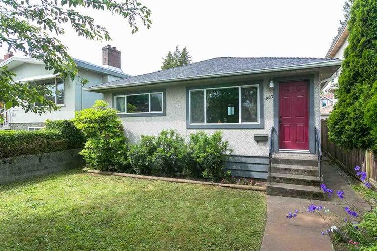 387 E WOODSTOCK AVENUE - Main House/Single Family for sale, 3 Bedrooms (R2180129)