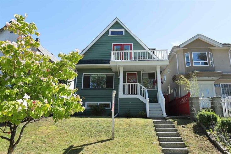 2438 E 21ST AVENUE - Renfrew Heights House/Single Family for sale, 5 Bedrooms (R2182209)
