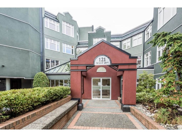 202 121 WEST 29TH STREET - Upper Lonsdale Apartment/Condo for sale, 2 Bedrooms (R2215299)