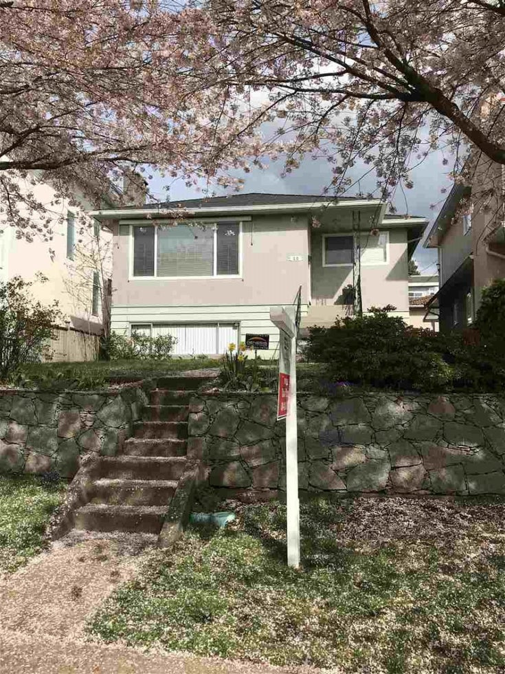50 HYTHE AVENUE - Capitol Hill BN House/Single Family for sale, 4 Bedrooms (R2249092)