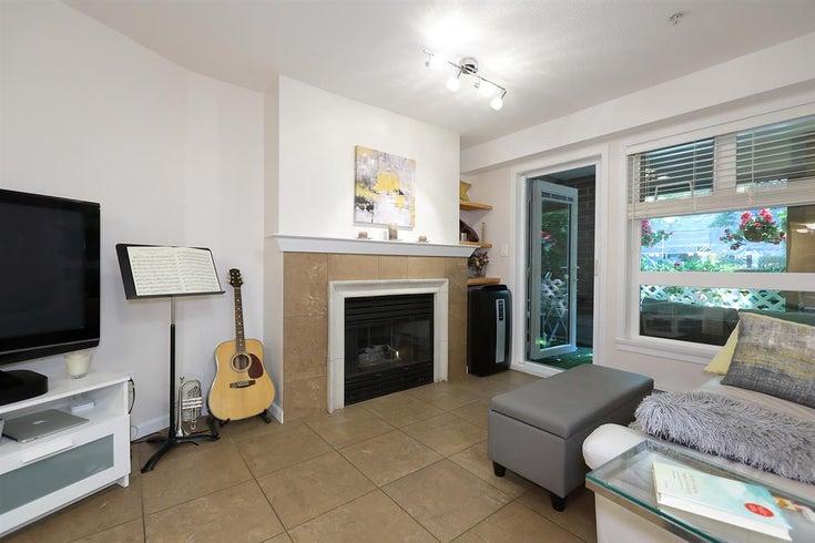 102 2181 W 12TH AVENUE - Kitsilano Apartment/Condo for sale, 1 Bedroom (R2296501)