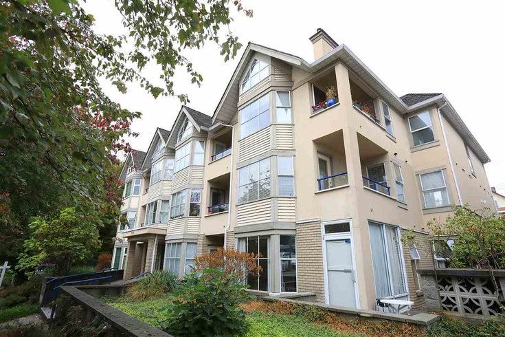101 2355 W BROADWAY - Kitsilano Apartment/Condo for sale, 1 Bedroom (R2304755)