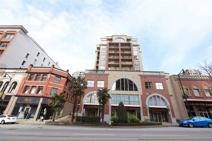 805 680 CLARKSON STREET - Downtown NW Apartment/Condo for sale, 1 Bedroom (R2351266)
