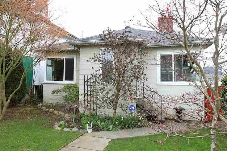 4949 CULLODEN STREET - Knight House/Single Family for sale, 2 Bedrooms (R2356962)