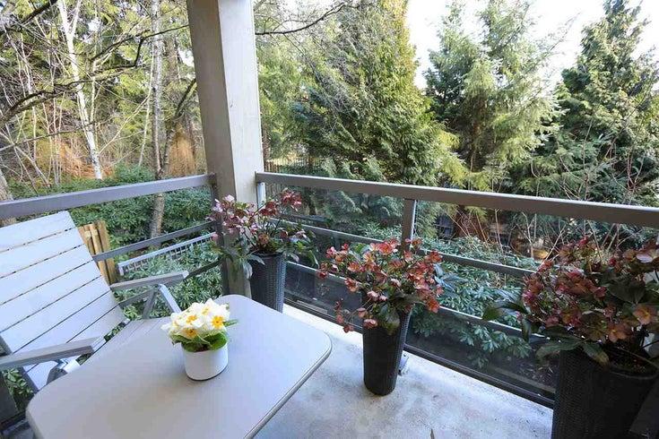 203 9329 UNIVERSITY CRESCENT - Simon Fraser Univer. Apartment/Condo for sale, 2 Bedrooms (R2443716)