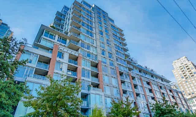 103 1133 HOMER STREET - Yaletown Apartment/Condo for sale, 2 Bedrooms (V1082369)