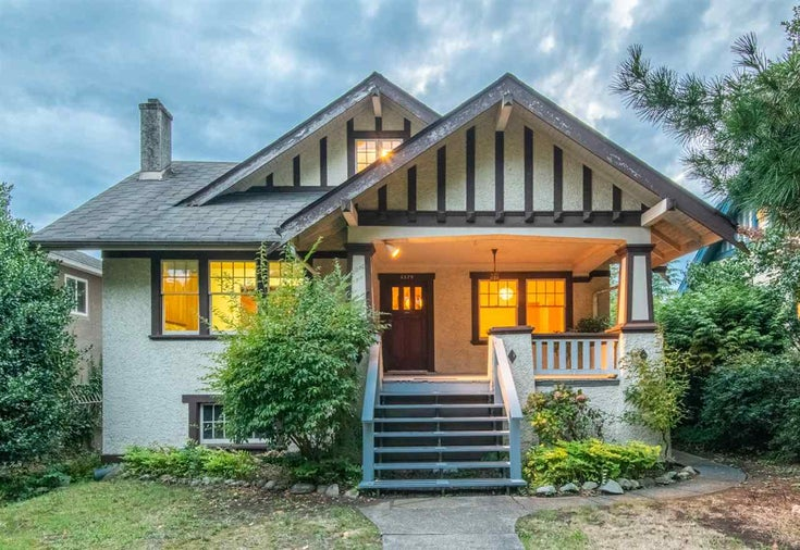 6579 Maple Street - Kerrisdale House/Single Family for sale(R2406719)