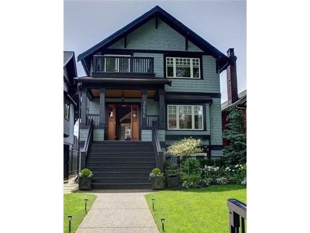 3656 W 1ST AVENUE - Kitsilano House/Single Family for sale, 4 Bedrooms (V1064559)
