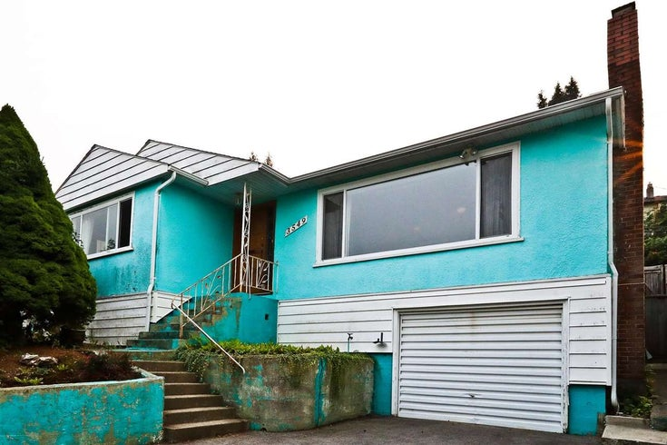 3549 PUGET DRIVE - Arbutus House/Single Family for sale, 4 Bedrooms (R2501099)