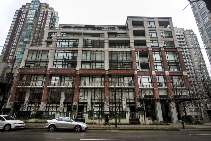 #407 988 RICHARDS STREET - Yaletown Apartment/Condo for sale, 2 Bedrooms (V1060257)