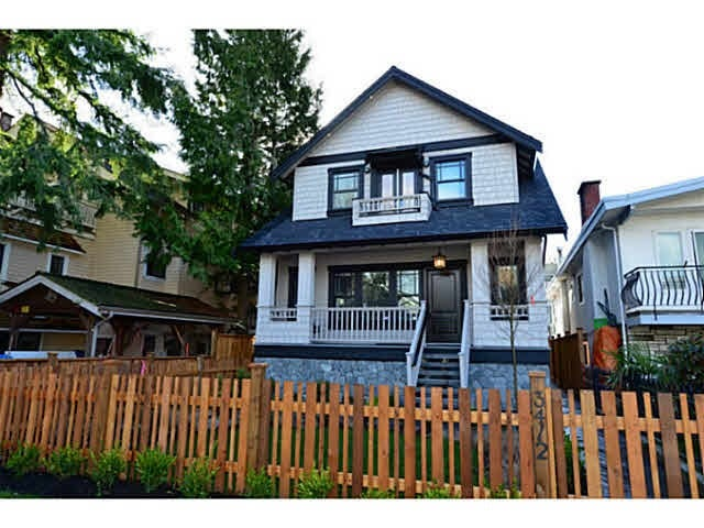 3412 W 3RD AVENUE - Kitsilano Townhouse for sale, 3 Bedrooms (V1067301)