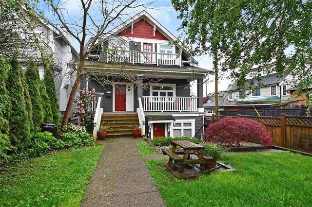 3668 West 3rd Avenue - Kitsilano House/Single Family for sale(R2361043)