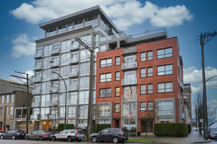 #403-919 Station Street - Mount Pleasant VE Apartment/Condo for sale(R2429769 )