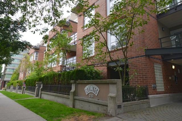 #102 2181 W 12TH AVENUE - Kitsilano Apartment/Condo for sale, 1 Bedroom (V1113713)