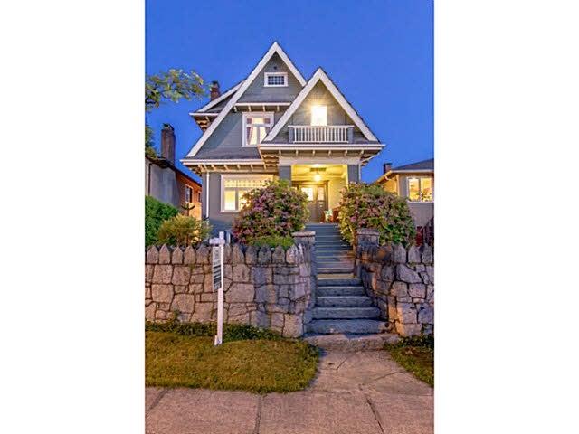 2614 E 28TH AVENUE - Collingwood VE House/Single Family for sale, 4 Bedrooms (V1065508)