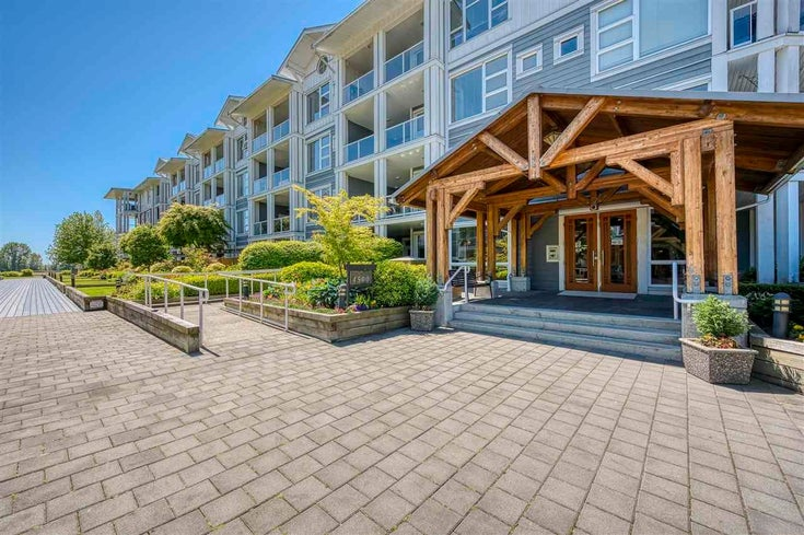 209 4500 WESTWATER DRIVE - Steveston South Apartment/Condo for sale, 2 Bedrooms (R2584685)