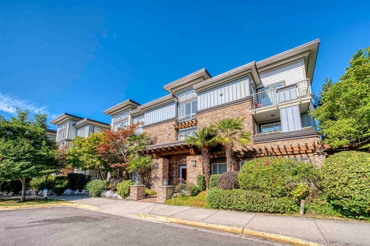 307 1175 55 STREET - Tsawwassen Central Apartment/Condo for sale, 2 Bedrooms (R2603008)