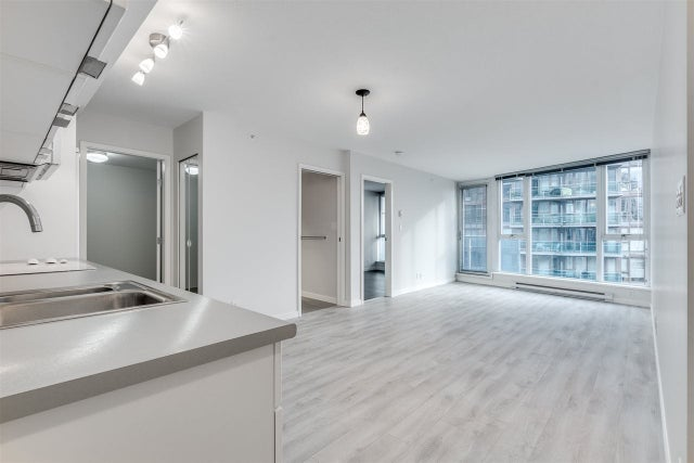 2001 788 HAMILTON STREET - Downtown VW Apartment/Condo for sale, 1 Bedroom (R2529802)