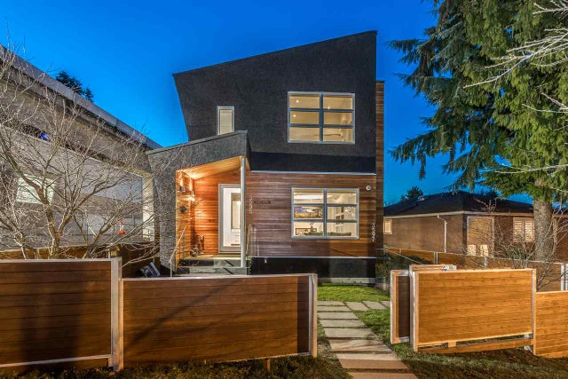 3595 HULL STREET - Grandview Woodland House/Single Family for sale, 5 Bedrooms (R2571846)