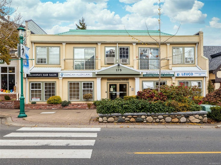 1 175 W Second Ave - PQ Qualicum Beach Mixed Use for sale(859654)