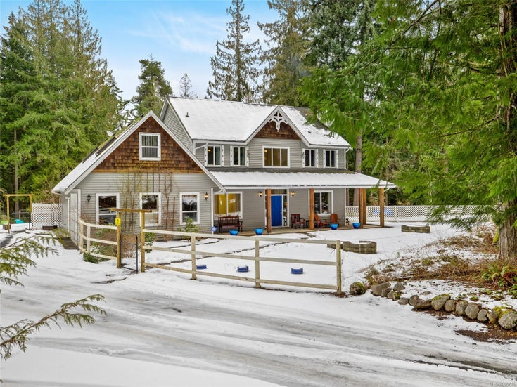 1363 Englishman River Rd - PQ Errington/Coombs/Hilliers Single Family Detached for sale, 4 Bedrooms (866715)