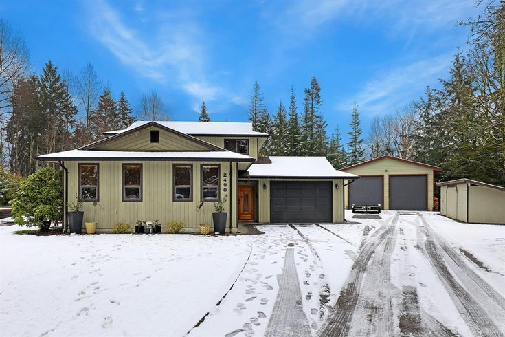 2490 Brookswood Pl - CV Courtenay West Single Family Detached for sale, 3 Bedrooms (863701)