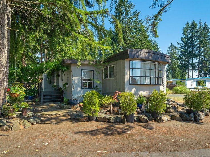 66 - 1247 Arbutus Rd - PQ Parksville Manufactured Home for sale, 3 Bedrooms (880035)