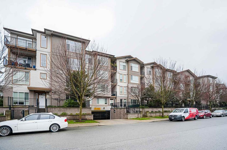 215 2343 ATKINS AVENUE - Central Pt Coquitlam Apartment/Condo for sale, 2 Bedrooms (R2542020)