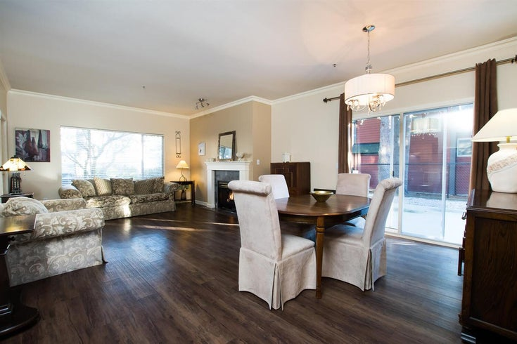 101 1153 54A STREET - Tsawwassen Central Apartment/Condo for sale, 2 Bedrooms (R2543404)