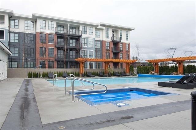 #214 3323 151 STREET - Morgan Creek Apartment/Condo for sale, 1 Bedroom (R2081788)