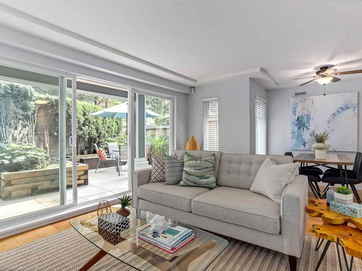 104 865 W 15TH AVENUE - Fairview VW Apartment/Condo for sale, 1 Bedroom (R2297963)