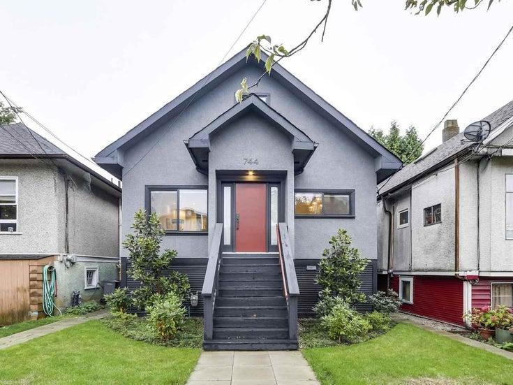 744 E 24TH AVENUE - Fraser VE House/Single Family for sale, 5 Bedrooms (R2316925)