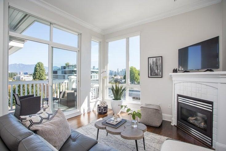 406 1858 W 5TH AVENUE - Kitsilano Apartment/Condo for sale, 1 Bedroom (R2497554)