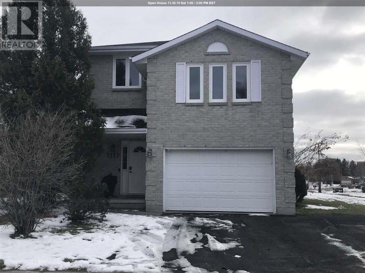 1117 Wintergreen CRES - Kingston House for sale, 3 Bedrooms (K19007296)