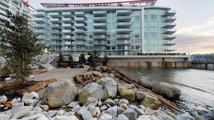 209 175 VICTORY SHIP WAY - Lower Lonsdale Apartment/Condo for sale, 1 Bedroom (R2572647)