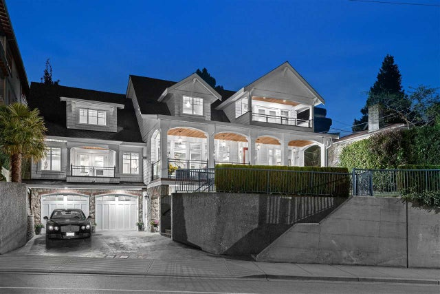 14381 MARINE DRIVE - White Rock House/Single Family for sale, 6 Bedrooms (R2574839)