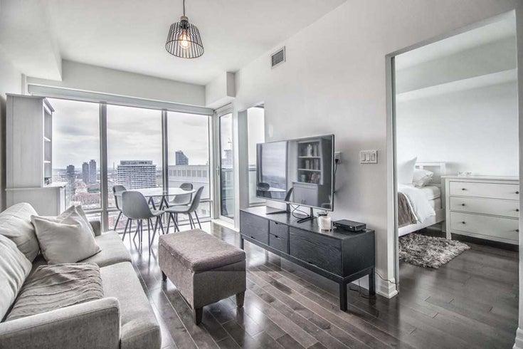 3309 - 8 The Esplanade - Waterfront Communities C8 Condo Apt for sale, 1 Bedroom (C4519523)
