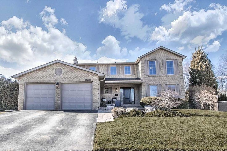 1413 Holly Crt - Iroquois Ridge South Detached for sale, 4 Bedrooms (W4402460)